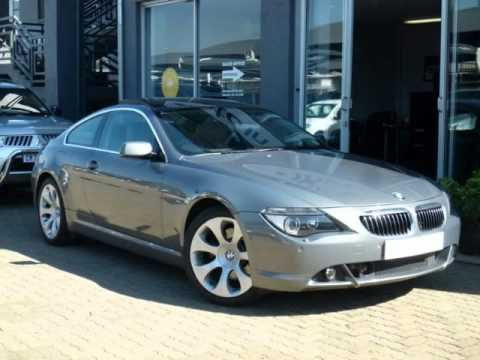 2006 Bmw 6 Series 650i Coupe At E63 Auto For On Trader South Africa