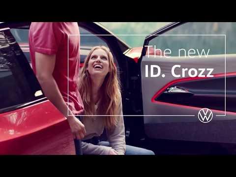 Volkswagen: neuer Markenauftritt und Logo (2019) - The new ID. crozz