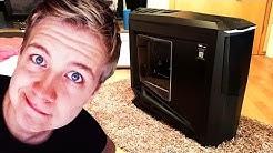 Von den Jungs überrascht! - Der neue PC im Hause Currywurst