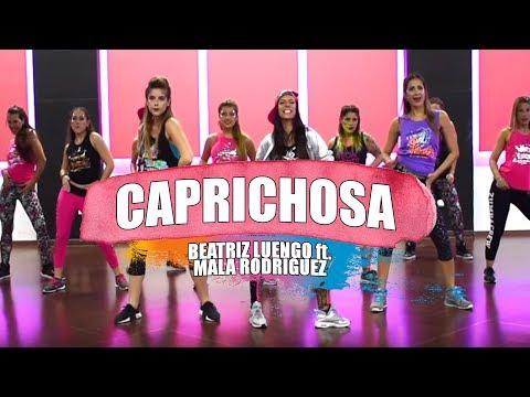 CAPRICHOSA - Beatriz Luengo ft. Mala Rodríguez / ZUMBA con ALBA DURAN