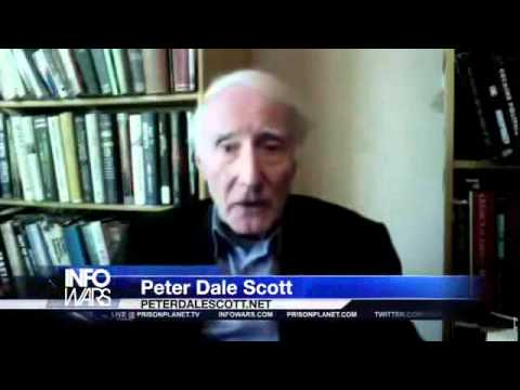 Peter Dale Scott: Le Traffic de Drogue de la CIA- 2011 - Alex Jones - VOSTFR
