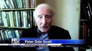 Peter Dale Scott: Le Traffic de Drogue de la CIA- 2011 - Alex Jones - VOSTFR