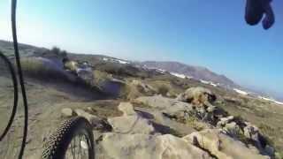 Mountain Biking at Sycamore Canyon, Riverside Ca