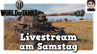 World of Tanks - Livestream vom Samstag [deutsch]