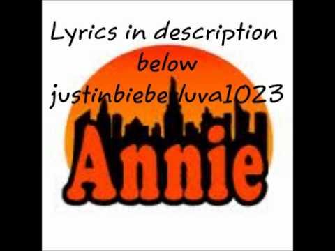 Maybe-Annie