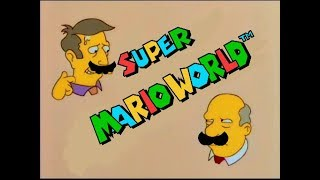 Steamed Hams but it's Super Mario World