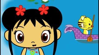 Ni Hao Kai-Lan Boat Episode - Babies games 2015