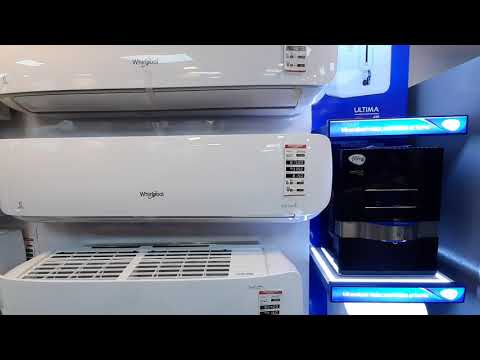 Panasonic & Whirlpool Air Conditioner Review.