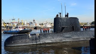 Argentina abandons rescue mission for 44 missing submarine crew members