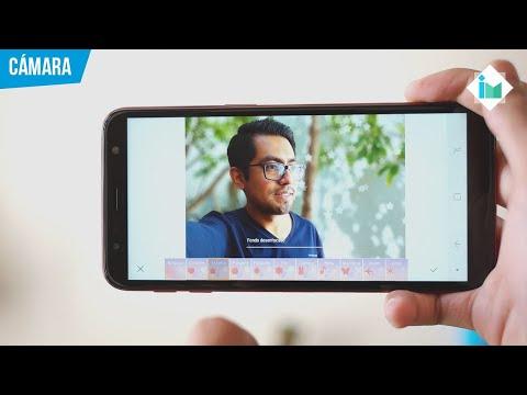 Samsung Galaxy J6+ | Review de cámara