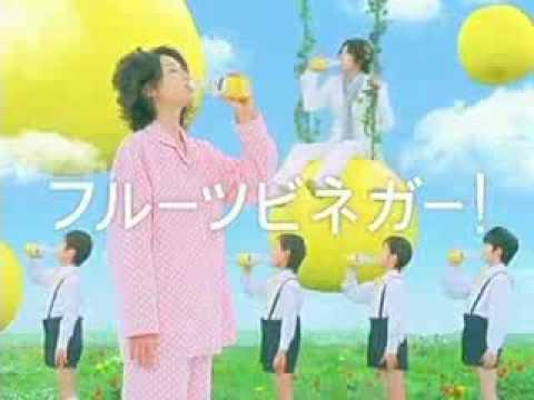 二宮和也 キリン CM スチル画像。CM動画を再生できます。