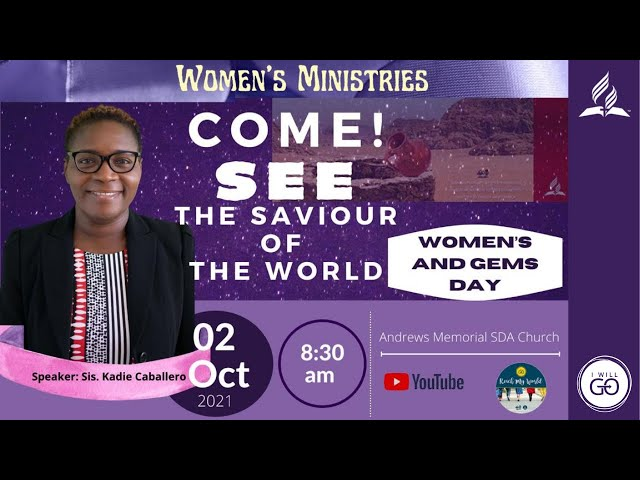 """Women's & GEMS Day 