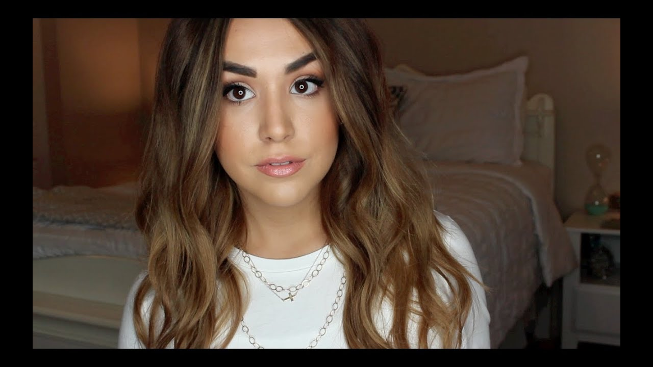 Perfect beachy waves tutorial alexandrea garza youtube urmus Images
