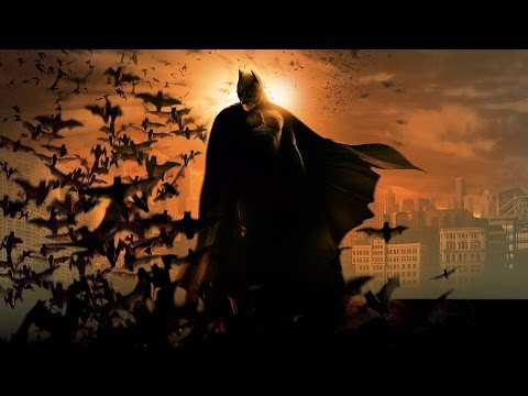 Batman Begins- Beautiful Lie Title Sequence In The Style Of BvS