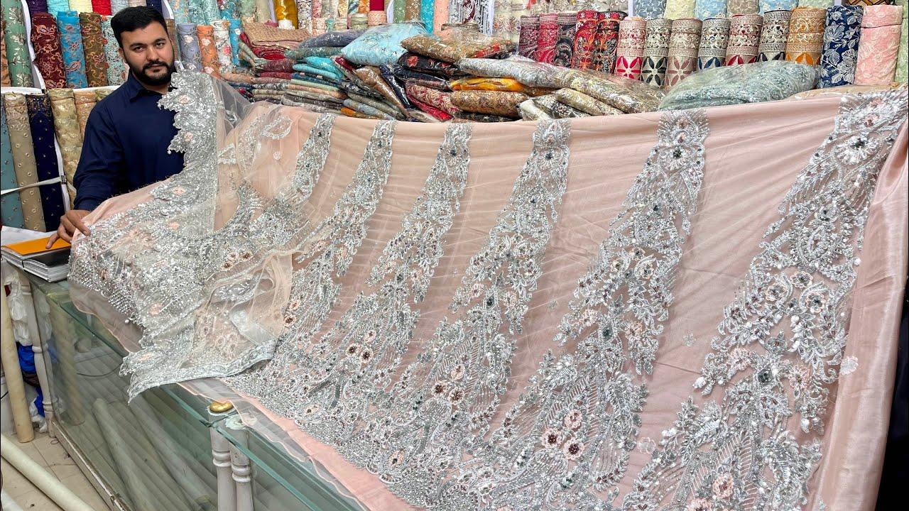 Pakistani Lowest Price Bridal Maxi | Designer Suit King Replica | Party Maxi China Market Rawalpindi