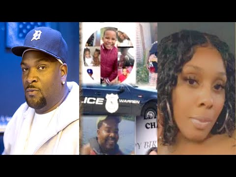 Michigan Dad, Girlfriend & Child Killed, Detroit Rapper Trick Trick Offers Reward For Info.