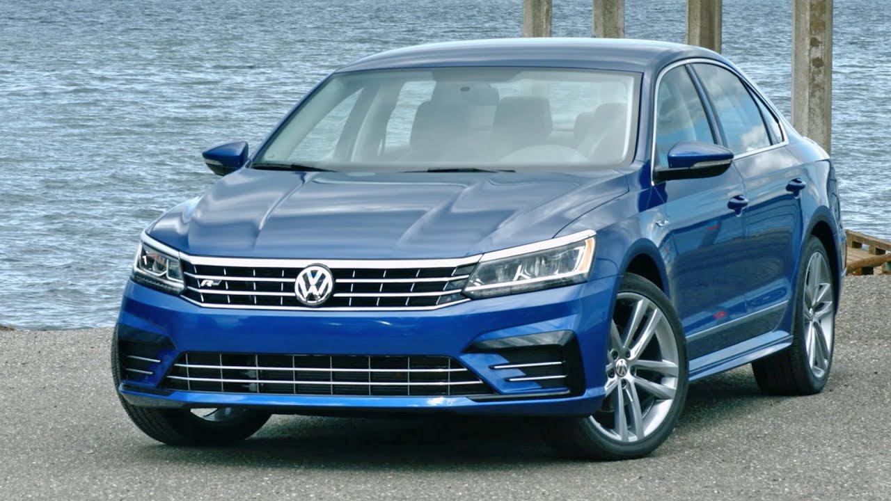 2017 vw passat r line footage us market youtube. Black Bedroom Furniture Sets. Home Design Ideas