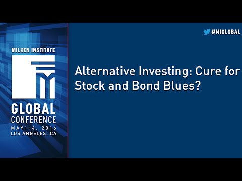 Alternative Investing: Cure for Stock and Bond Blues?