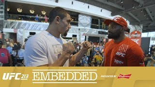 UFC 213 Embedded: Vlog Series - Episode 4