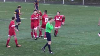 U14 Jhg2003 1. FSV Mainz 05 - TSV Gau Odernheim U15 3:1; C-Junioren-VERBANDSLIGA 19.11.2016