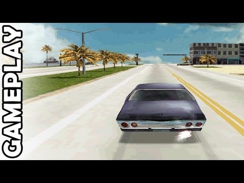 Driver: You Are The Wheelman (PS1) - Gameplay