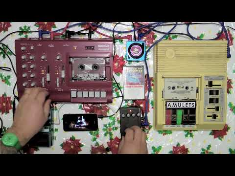 AMBIENT HOLIDAZE | CASSETTE SAMPLING + TAPE LOOPS Mp3