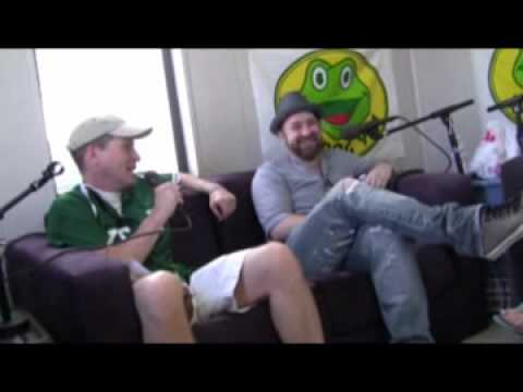 K-FROG Sugarland Interview LIVE from Stagecoach 2010