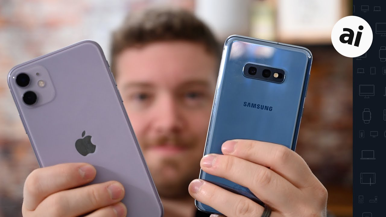 Compared! iPhone 11 VS Galaxy S10e -- Which is the Better Budget Flagship Smartphone?