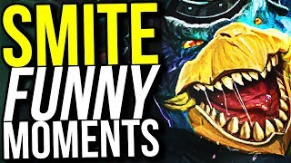 DAMAGE KUZENBO RETURNS WITH NEW BUFF! (Smite Funny Moments)