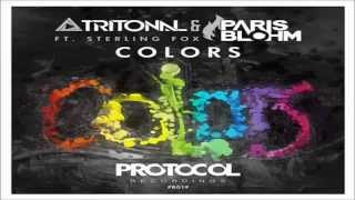 Tritonal & Paris Blohm - Color (Mr.Hardhookz & Mr.Magnetic Remix) [Official Preview]