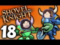 Shovel Knight Co-Op: Something Funny - PART 18 - Game Grumps