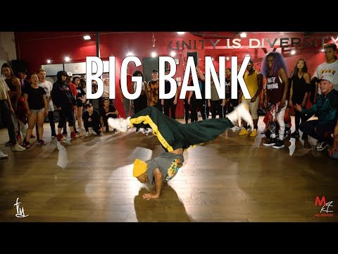 YG feat. 2 Chainz, Big Sean, Nicki Minaj - Big Bank | Choreography by Tricia Miranda