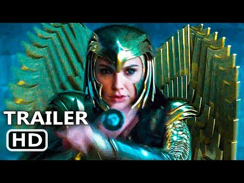 WONDER WOMAN 2 Official Trailer (NEW 2020)