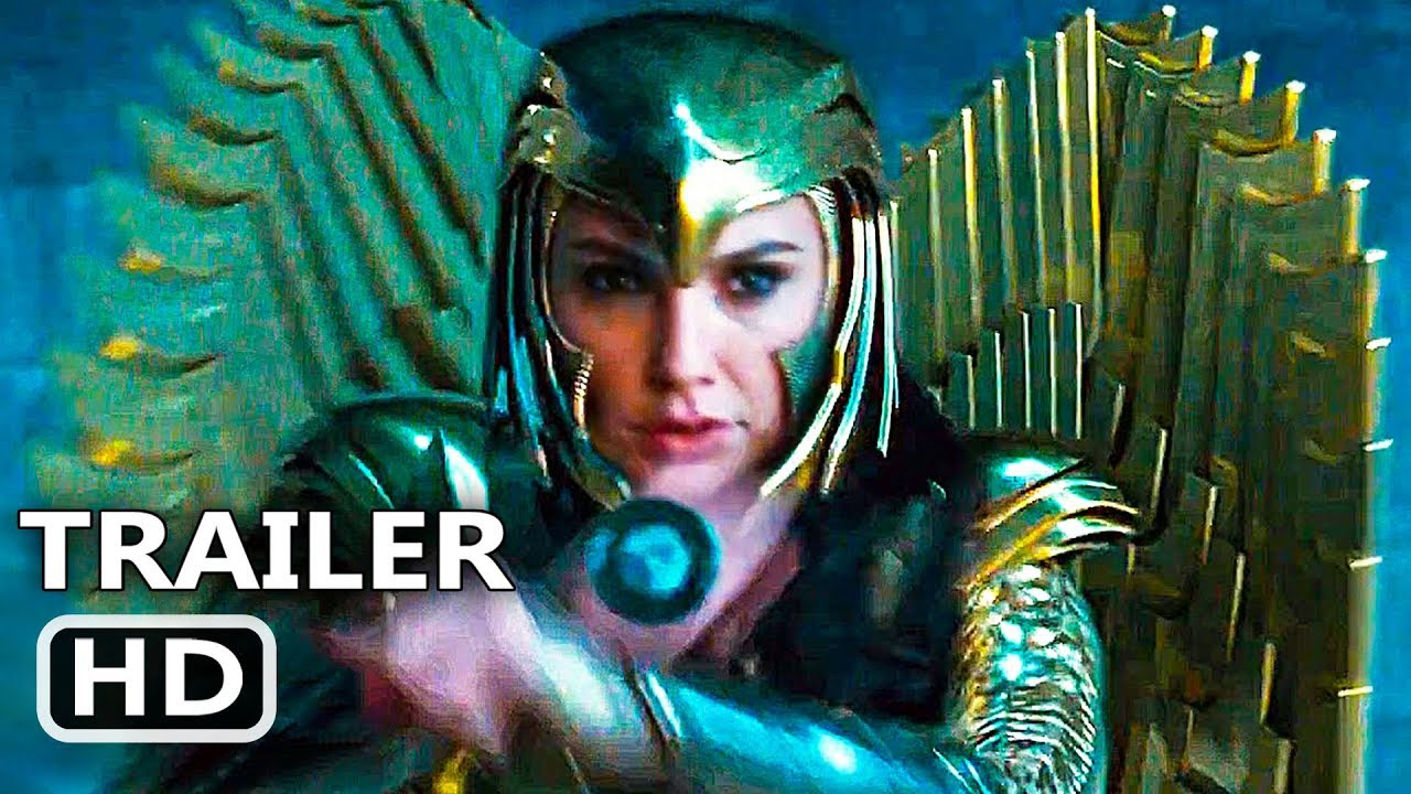 Download WONDER WOMAN 2 Official Trailer (NEW 2020) Gal Gadot, Wonder Woman 1984, Superhero Movie HD