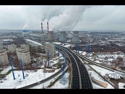 На карте Москвы появилась новая магистраль