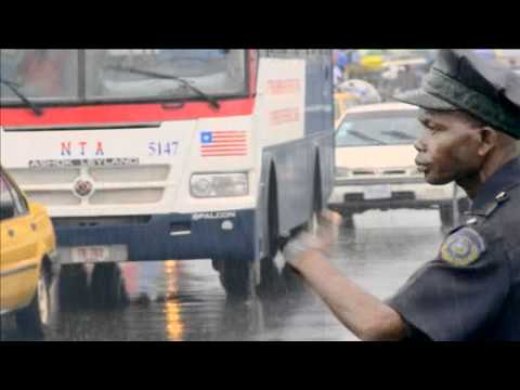 Profile of a Liberia National Police Officer: Sergeant Alfred Boley