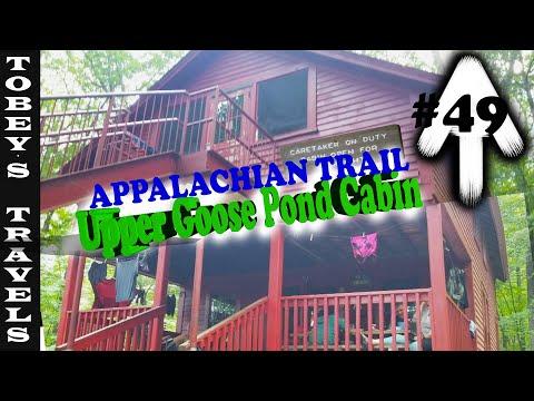 Appalachian Trail Thru Hike: (EP 049) Pancakes At Upper Goose Pond To Shamrock Inn In Dalton