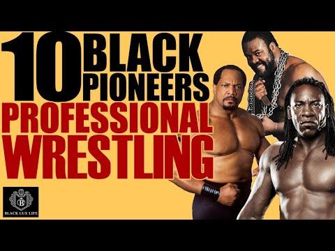 Black Excellist:  Top 10 Black Pioneers of Professional Wrestling
