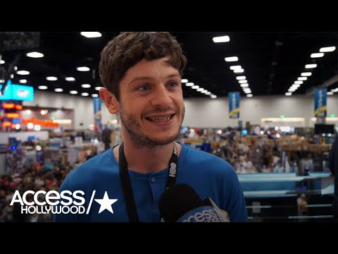 Comic-Con 2016: Iwan Rheon On Ramsay's Epic 'Game Of Thrones' Death | Access Hollywood