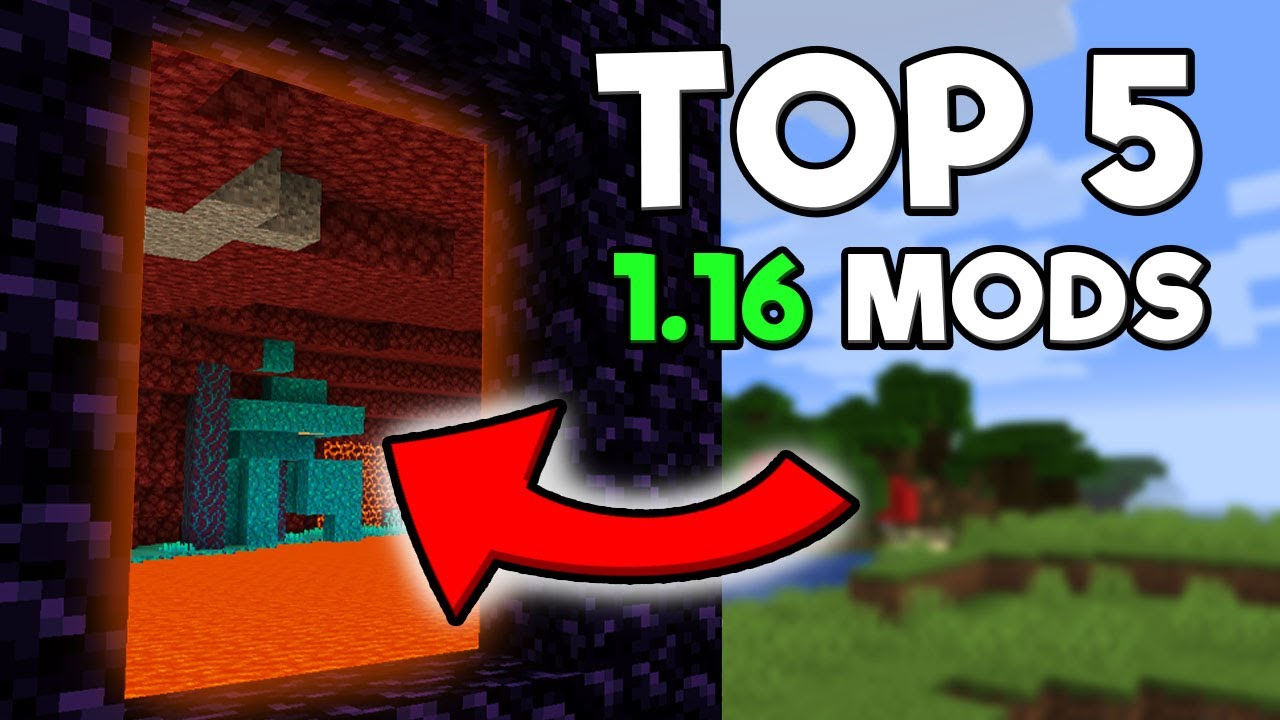 Top 5 Minecraft Fabric Mods for 1 16 (Fabric Mod Loader) YouTube