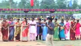 Superb Mother Funny Games On Their Children Schools Sports Day Celebration At Tiaano