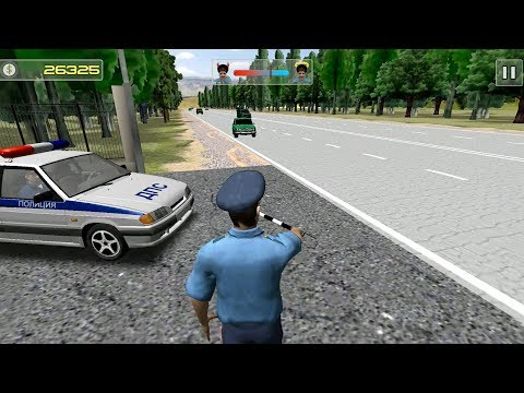 Traffic Cop Simulator 3D #2: Duty Mode - Police Traffic - An