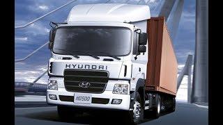 Грузовик Hyundai HD 500 Удобен, выгоден, надёжен