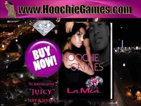 Hoochie Games Book Trailer