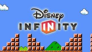 Disney Infinity - Mario ToyBox Level Showcase - Gameplay (HD)