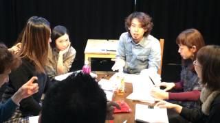 Artist Company 響人 第10回公演 『金魚鉢』 2014.11.29~12.4 ワーサ...