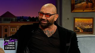 Bear Grylls Taught Dave Bautista How To Make Fire With Pee