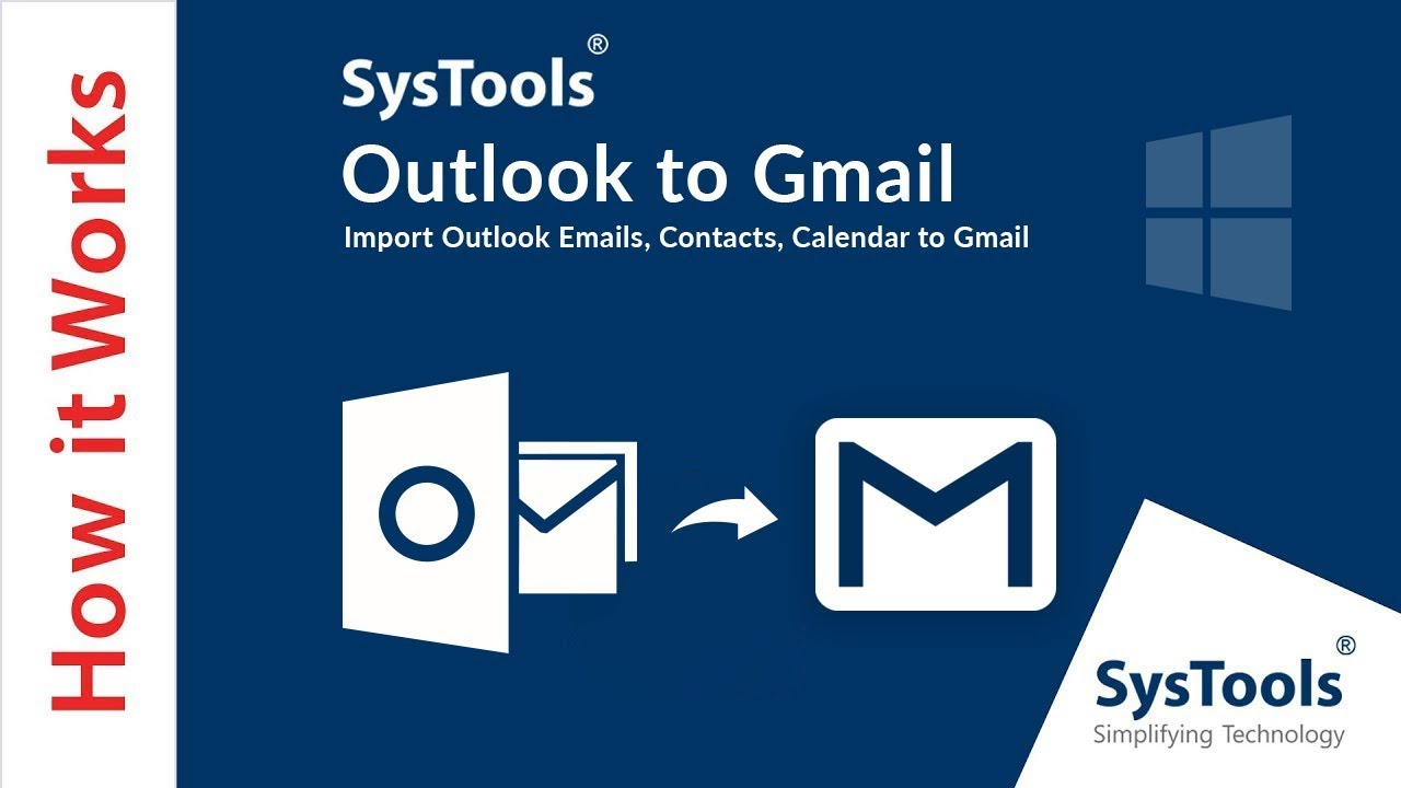 Outlook to G Suite Migration Tool – Migrate Outlook PST to Google Apps
