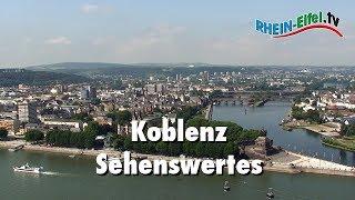 Koblenz   Stadt   Sehenswürdigkeiten   Rhein-Eifel.TV