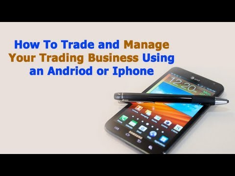 Your forex trading business is